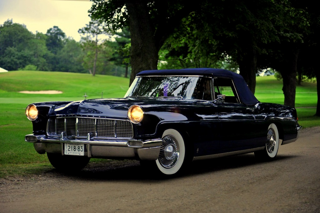 Personal Luxury Cars: The Continental Mark | AUTO CARS FANS