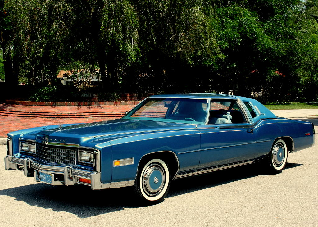 Personal Luxury Cars: The Cadillac Eldorado | AUTO CARS FANS on